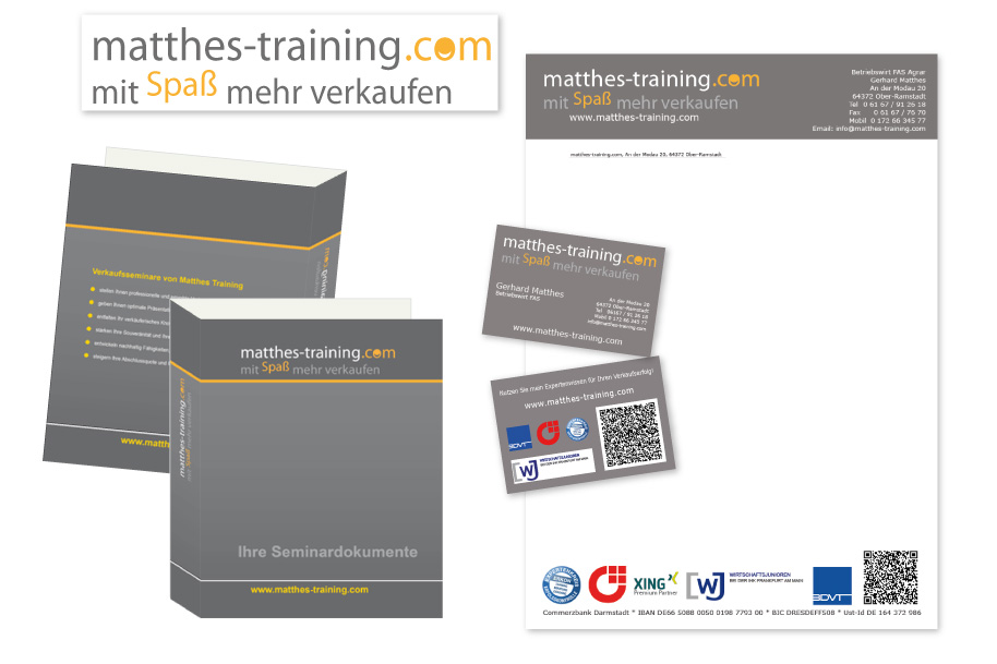 Corporate-Design-Matthes-Training
